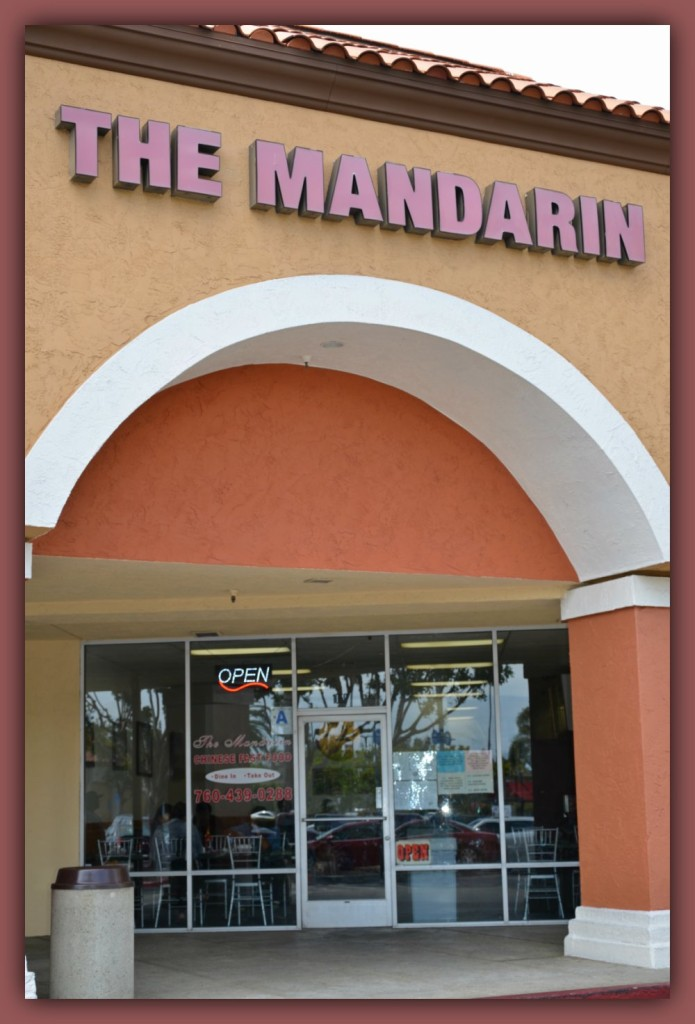 Mandarin Restaurant in Oceanside CA